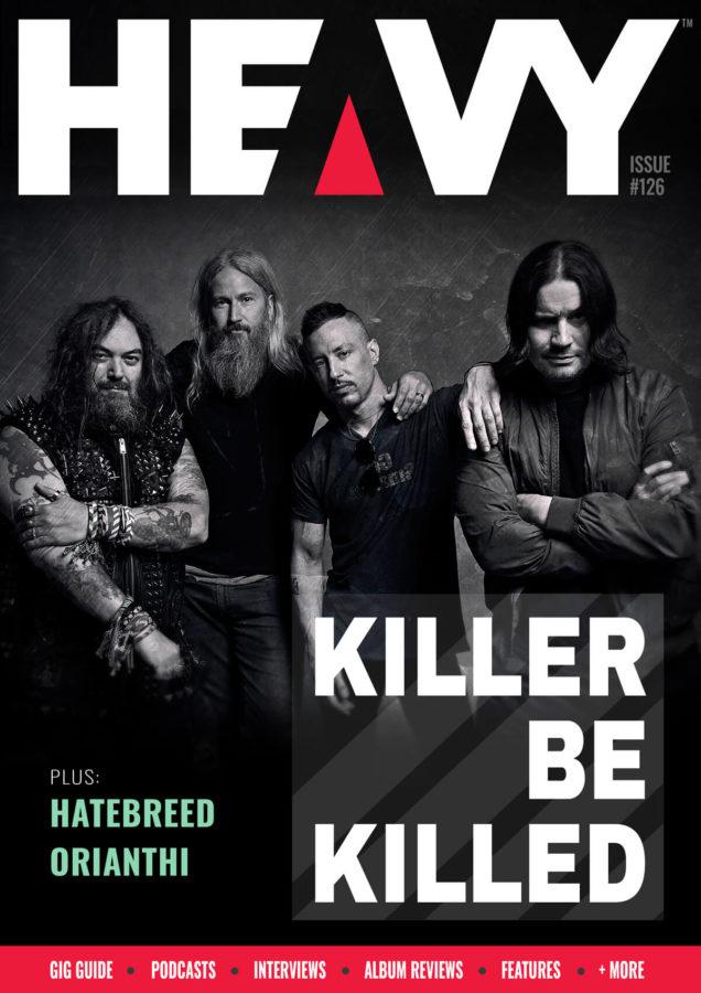 HEAVY Digi-Mag Issue #126