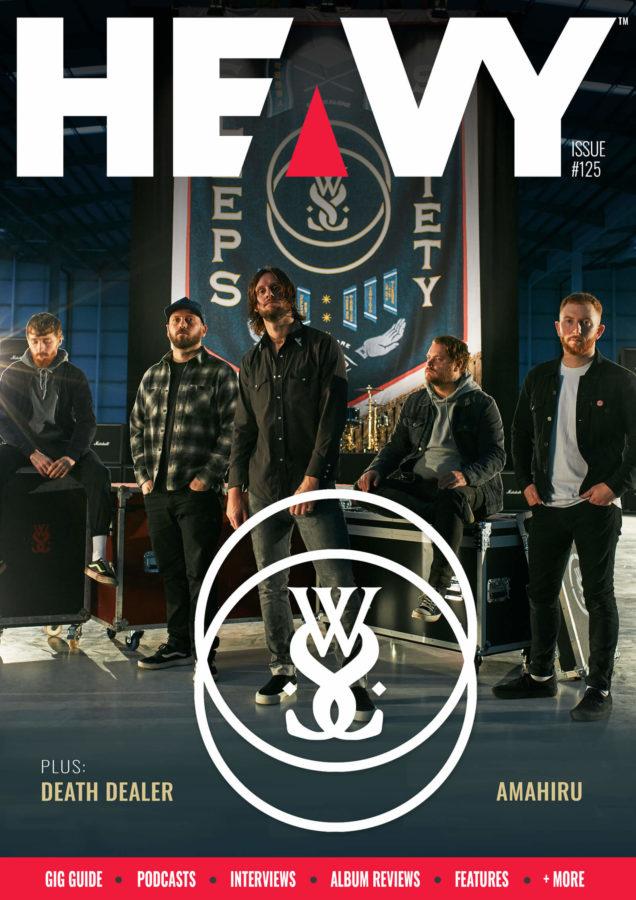 HEAVY Digi-Mag Issue #125