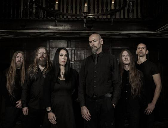 """MY DYING BRIDE Release MLP """"Macabre Cabaret"""""""
