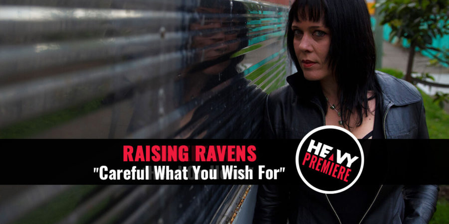 """Premiere: RAISING RAVENS """"Careful What You Wish For"""""""