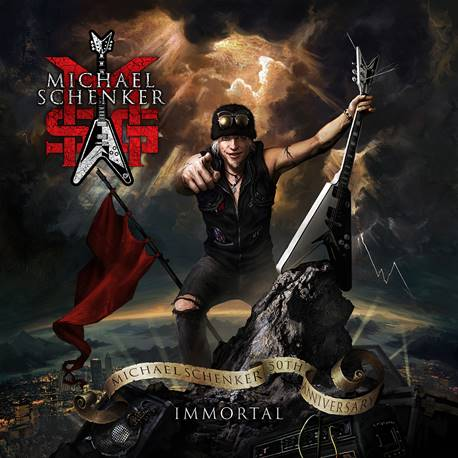 MICHAEL SCHENKER GROUP With Single and Album Announce