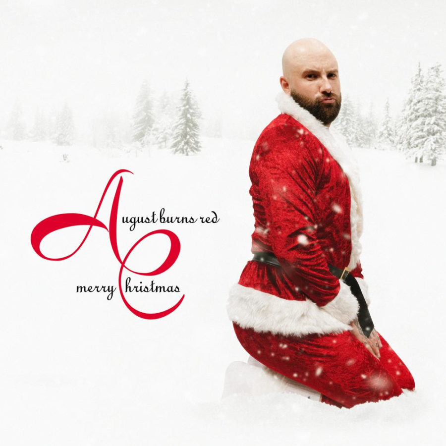 AUGUST BURNS RED With Christmas Tune