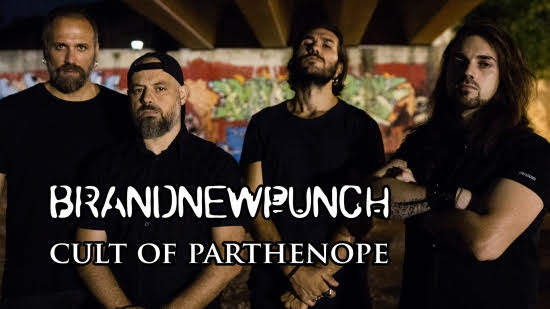 """BRAND NEW PUNCH Release """"Love Like Quicksand"""""""