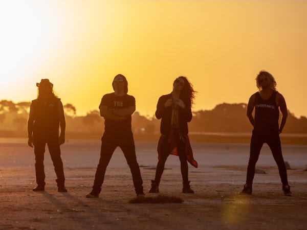 CICADASTONE  With March Release Of Album