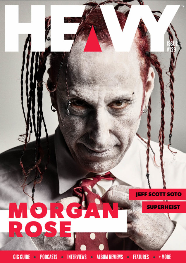 HEAVY Digi-Mag Issue #129