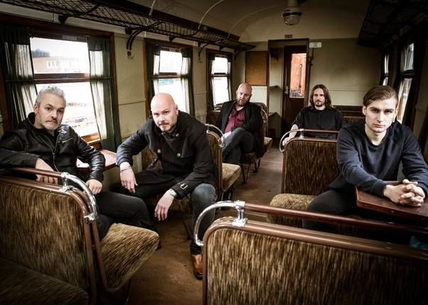 SOILWORK With Stunning Visual Video