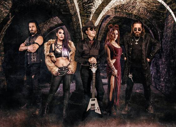 THERION Unveil New Single