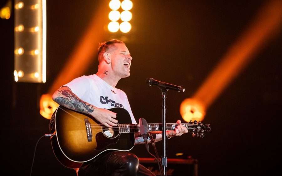 """COREY TAYLOR Releases """"Samantha's Gone"""""""