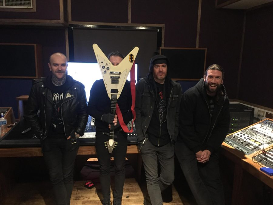 DREAD SOVEREIGN With New Album