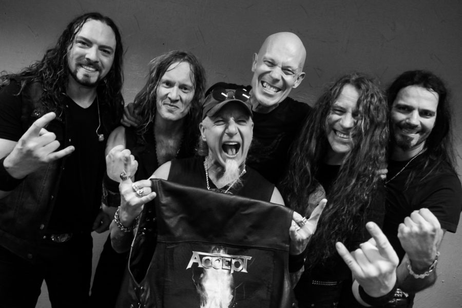 """ACCEPT Are """"Too Mean To Die"""""""