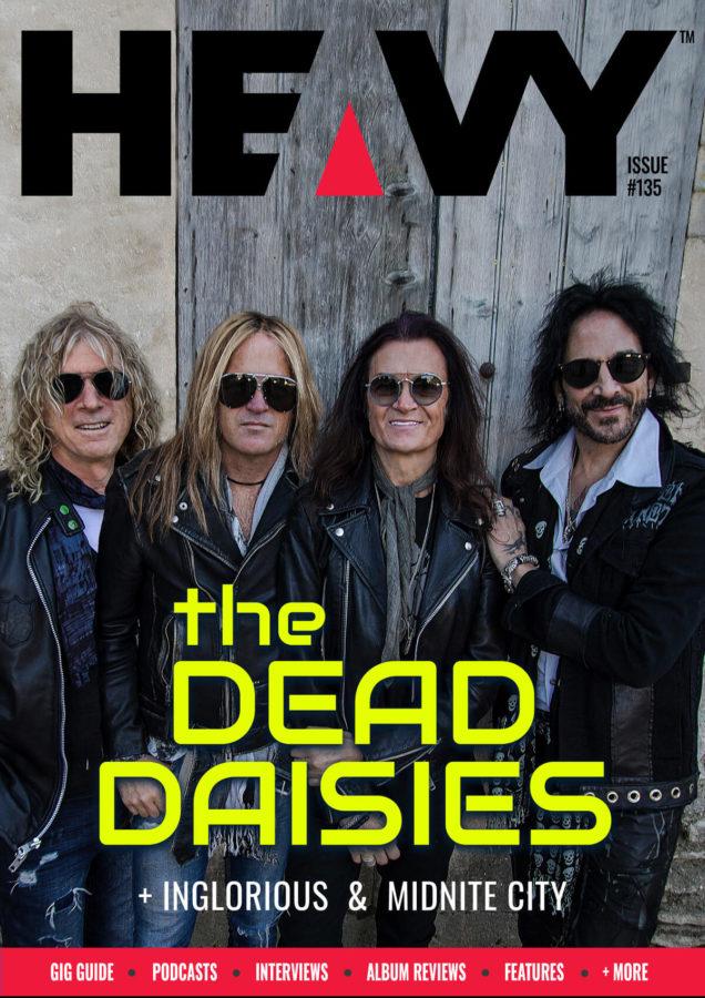 HEAVY Digi-Mag Issue #135