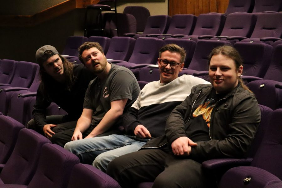 HIGGS FIELD Set To Give Music A Shake Up