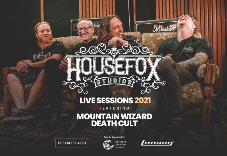 Housefox Studios Interview MOUNTAIN WIZARD DEATH CULT