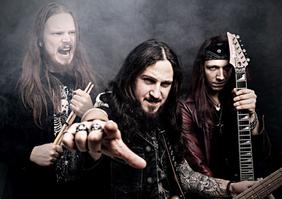"""IRON WINGS Release """"Devil's Lullaby"""""""