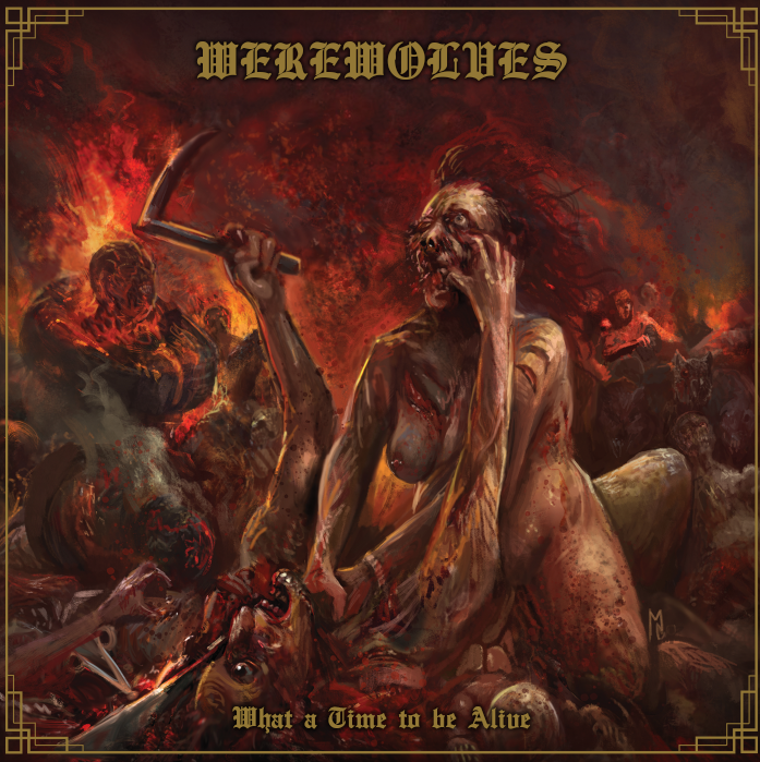 WEREWOLVES Release Album & Single