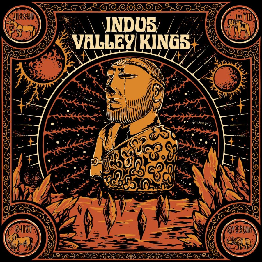 INDUS VALLEY KINGS Release Self Titled Debut