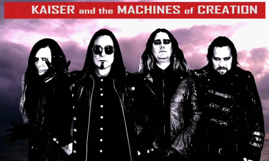 KAISER AND THE MACHINES OF CREATION With New Album