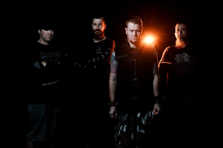 SCOURGE OF SUFFERING With New Single