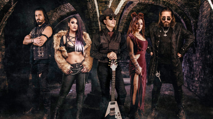 THERION Drop A Leviathan Of An Album