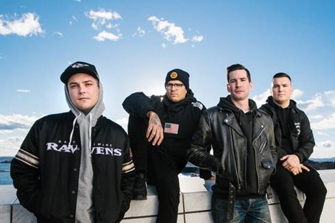 THE AMITY AFFLICTION Announce New Dates