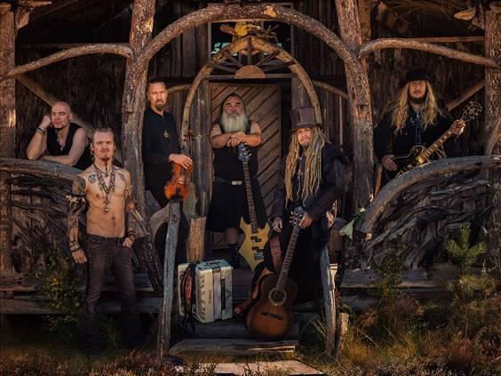 KORPIKLAANI Release New Single
