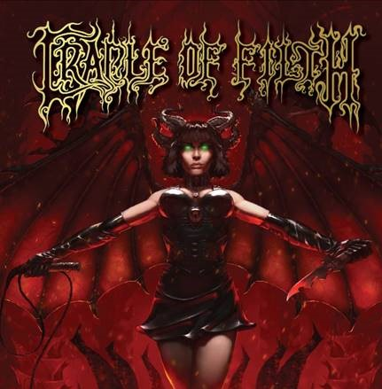 CRADLE OF FILTH Comic Book Series