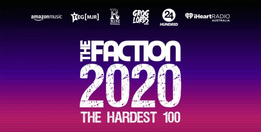 THE FACTION Hottest 100 Voting Now Open