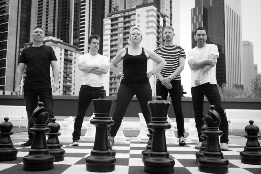 RIFF RAIDERS Drop New Single