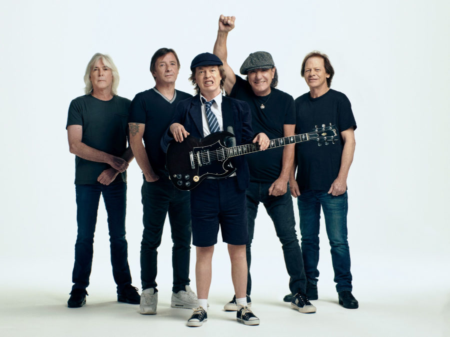 """AC/DC Release Behind The Scenes Video For """"Realize"""""""