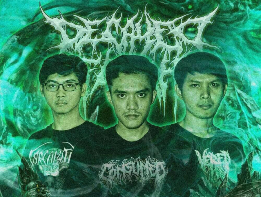 DECAYED FLESH Release Official Video