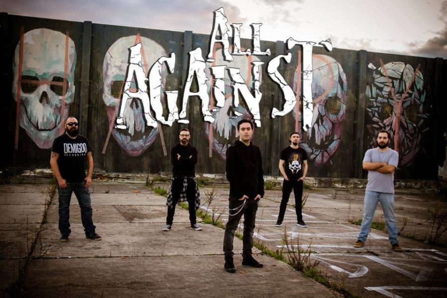 ALL AGAINST With New Track