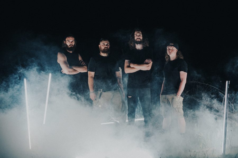 Review: FLAMING WRECKAGE 'Cathedral of Bones'