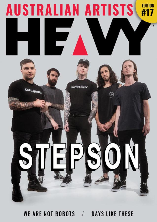 HEAVY AUSTRALIAN ARTISTS Digi-Mag Issue #17