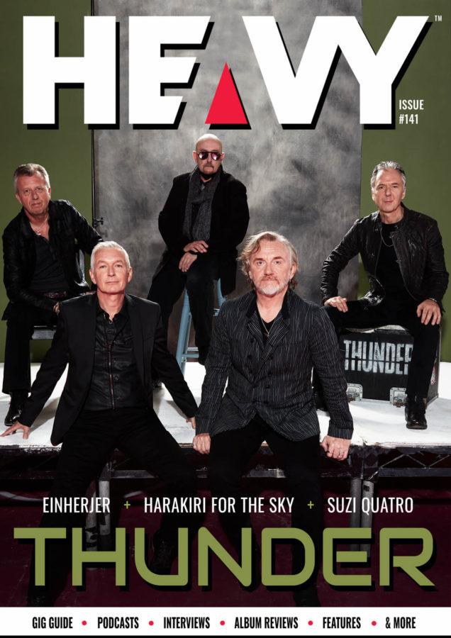 HEAVY Digi-Mag Issue #141