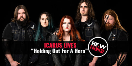Icarus Lives band
