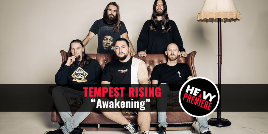 Tempest Rising band