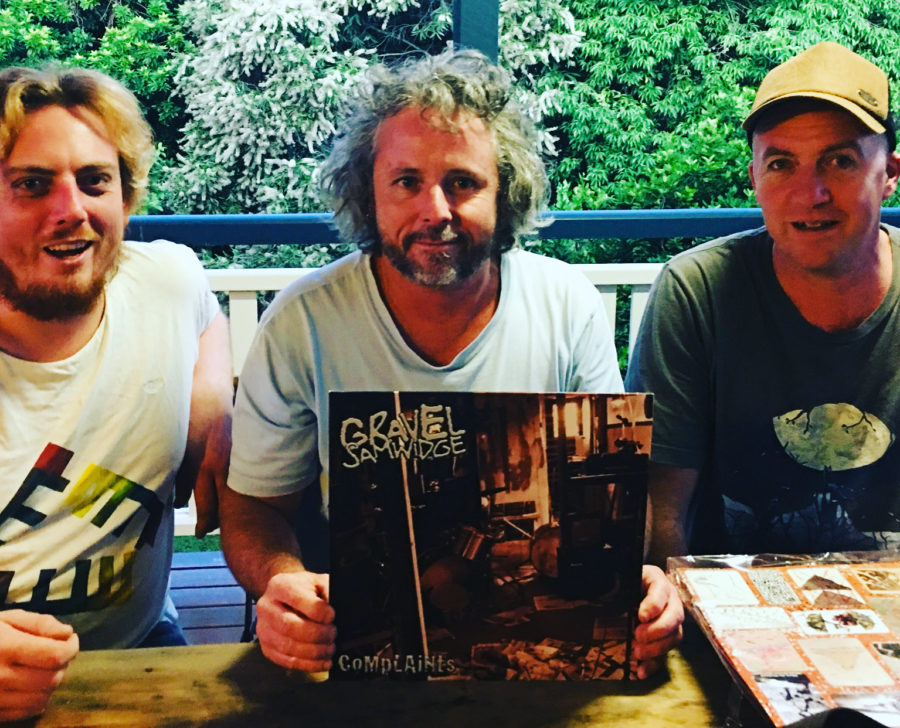 GRAVEL SAMWIDGE With New Album