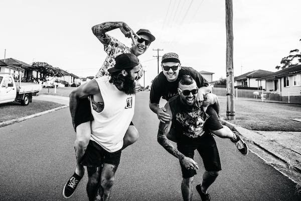 UNDER THE INFLUENCE Announce New Track