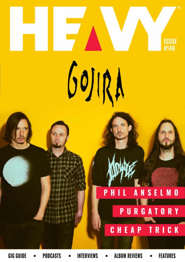 HEAVY Digi-Mag Issue #146
