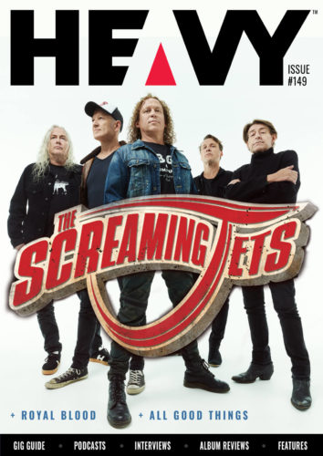 HEAVY Magazine cover #149