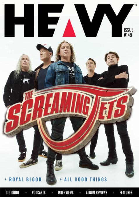 HEAVY Magazine cover #149