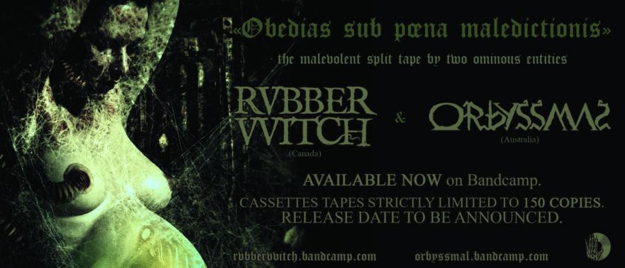 ORBYSSMAL Release Split EP