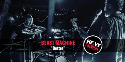 Beast Machine cover image