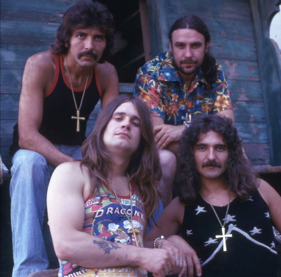 BLACK SABBATH With Old Material Made New