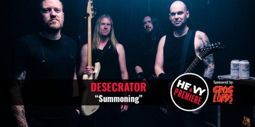 Band photo Desecrator