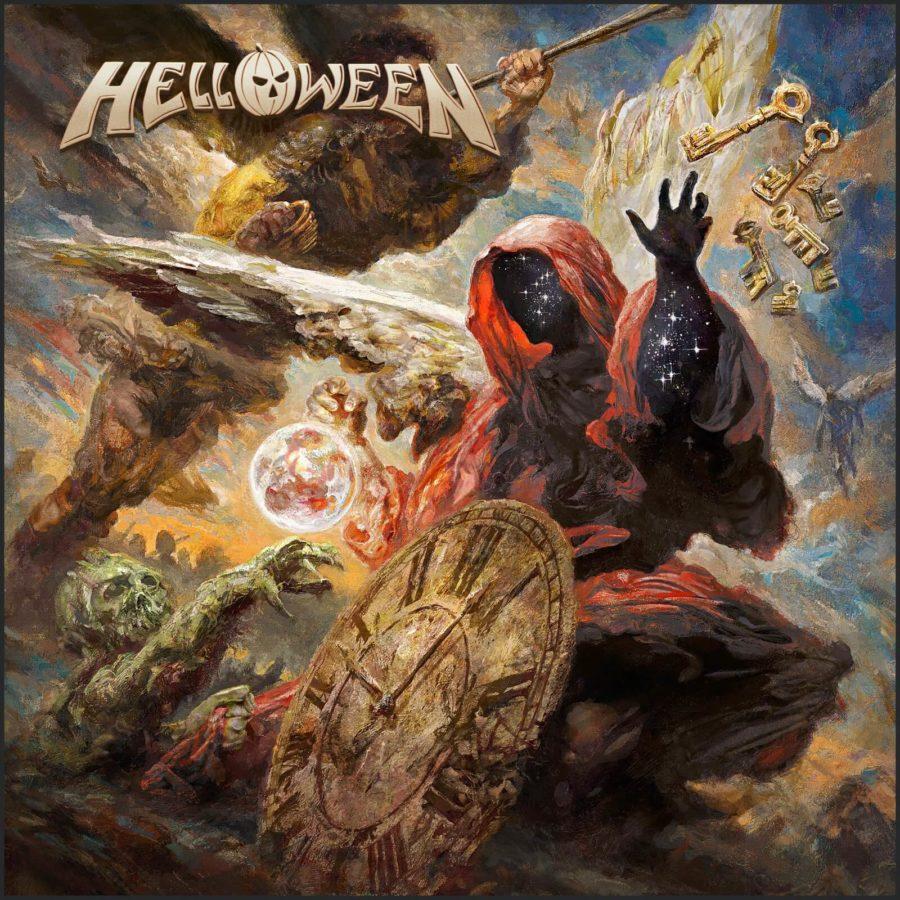 Helloween Helloween Album Cover