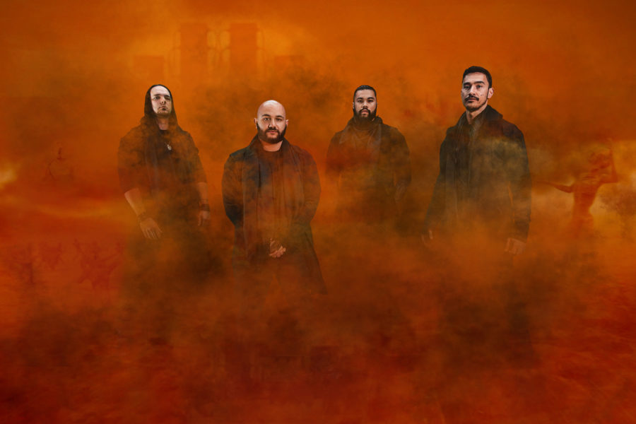 ENDVS Sign To OCTANE RECORDS