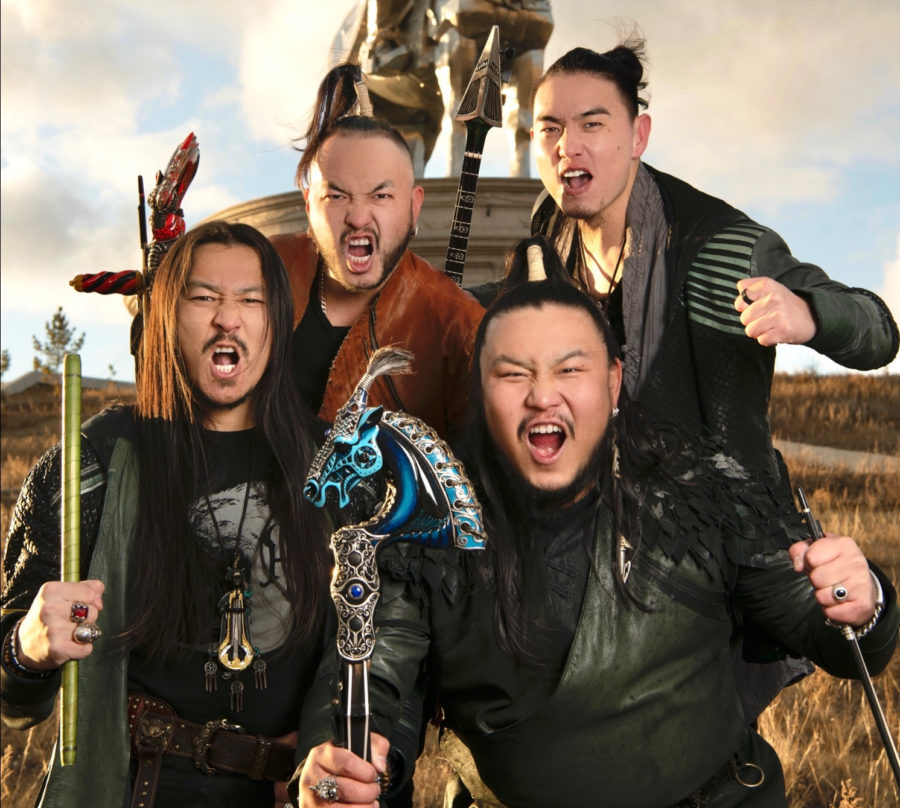 THE HU To Appear On METALLICA Anniversary Project