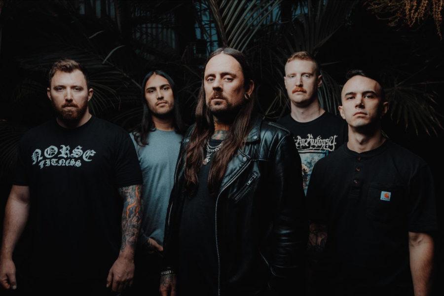 THY ART IS MURDER Reschedule Aussie Tour