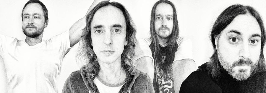 THE DATSUNS Roar Back To Life